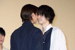 菅田将暉×野村周平 マジでキスする2秒前!