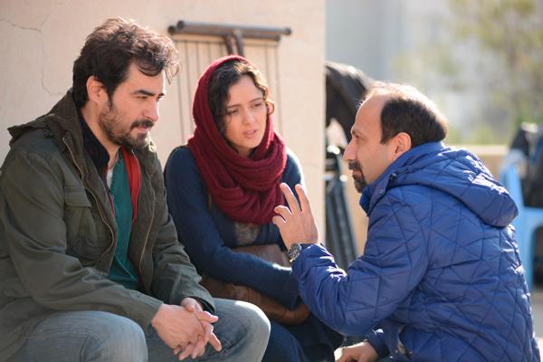 アスガー・ファルハディ「映画『セールスマン』は家族関係の複雑さを描いた作品」