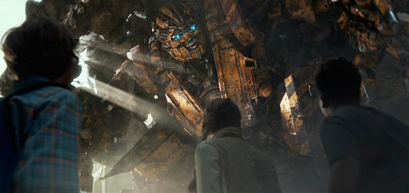 バンブル( Bumblebee )、映画『トランスフォーマー/最後の騎士王』より