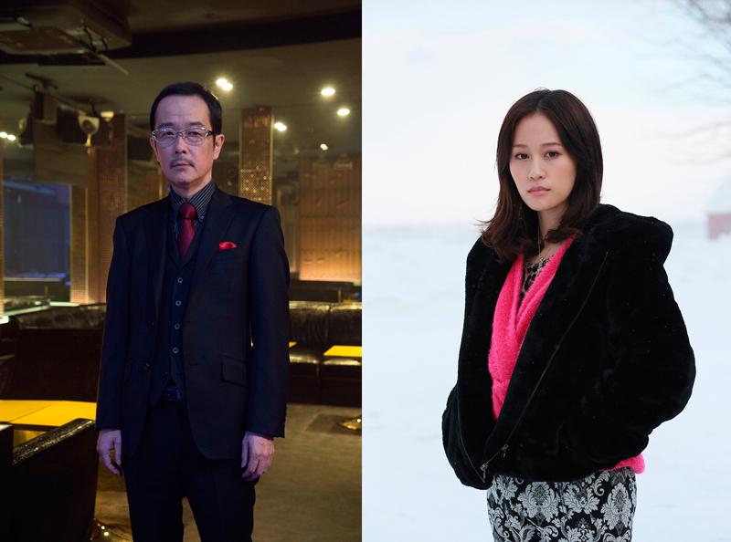 リリー・フランキーさん×前田敦子さん「楽しみ」、映画『探偵はBARにいる3』に参戦!