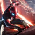 スパイダーマン、『アベンジャーズ/インフィニティ・ウォー』場面写真