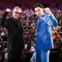 左から三池崇史、山﨑賢人、第17回ヌーシャテル国際ファンタスティック映画祭にて