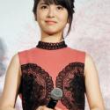 浜辺美波さん、映画『君の膵臓をたべたい』完成披露試写会舞台挨拶