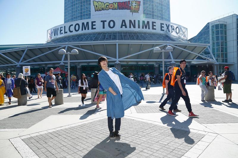 窪田正孝、2017年「ANIME EXPO」に参加!