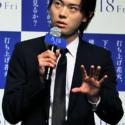 菅田将暉(島田典道役)、映画『打ち上げ花火、下から見るか?横から見るか?』製作報告会見