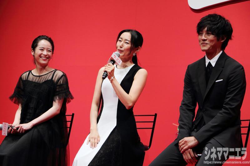 吉高由里子に『ユリゴコロ』共演者が「好き!」「大好き!」の告白合戦