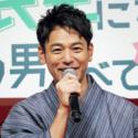 妻夫木聡、撮影でネコに翻弄される?!
