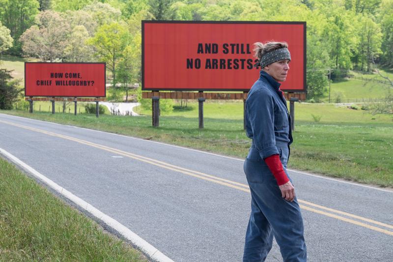 映画『スリー・ビルボード』(20世紀フォックス映画 配給)は2018年2月1日[木]より全国公開映画『 Three Billboards Outside Ebbing, Missouri (原題)』