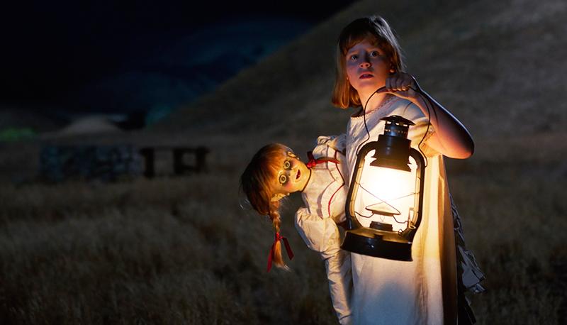 アナベル 死霊人形の誕生(原題 Annabelle: Creation )