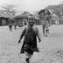 ベトナムの子ども。映画『リュミエール!』より
