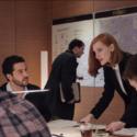 エリザベス・スローン率いるチーム、映画『女神の見えざる手』(原題 Miss Sloane )より