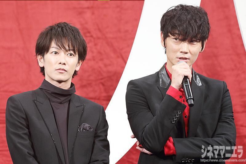 映画『亜人』佐藤健×綾野剛「自主的に筋トレと食事制限した」