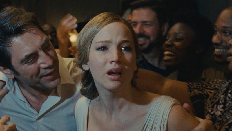 ジェニファー・ローレンス、映画『マザー!』(ダーレン・アロノフスキー監督・脚本)より