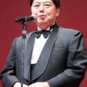 林芳正 文部科学省大臣、第30回東京国際映画祭オープニングセレモニーにて