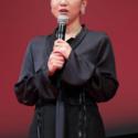安藤サクラ、 第30回東京国際映画祭オープニングセレモニーにて