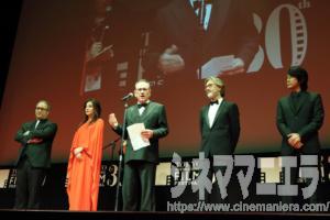 第30回東京国際映画祭コンペティション部門の審査団