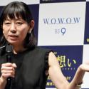永田琴監督「難しかった。ジェンダーのテーマは大きくて、個人差・時代・世代により異なる。」東野圭吾作品「分身」「変身」そして「片想い」を手がけた。