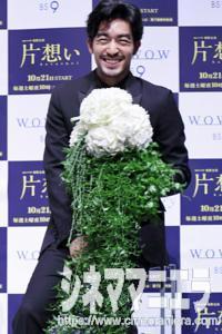 大谷亮平「日本で活動して二年目、本作のような貴重な機会をいただいていることに感謝」