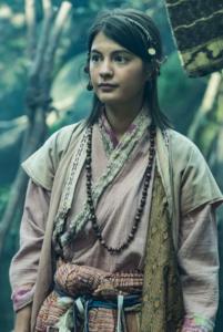 「大河ファンタジー 精霊の守り人 最終章」でモデルのマギーが女優デビュー
