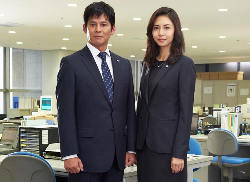 松嶋菜々子「楽しみにしています」、織田裕二と「監査役野崎修平」で17年ぶり共演!