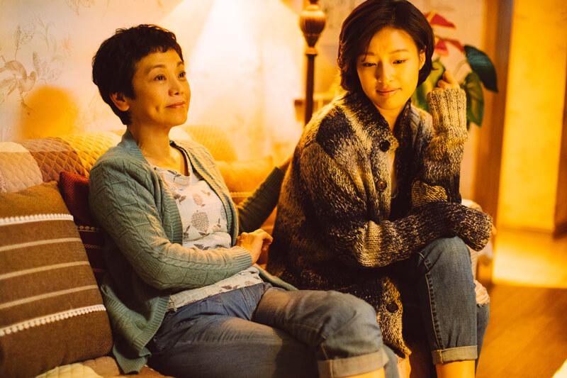 映画『相愛相親(そうあいそうしん)』シルヴィア・チャン(Sylvia CHANG)