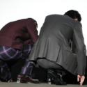 菅田はヒューマンビートボックスを、桐谷はラップを即興披露。