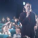 菅田将暉の客席降臨にファン歓喜!映画『火花』<スパークス>vs.<あほんだら>火花散る特別試写会