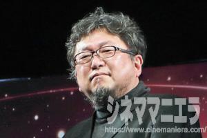 「ひそねとまそたん」総監督の樋口真嗣さん