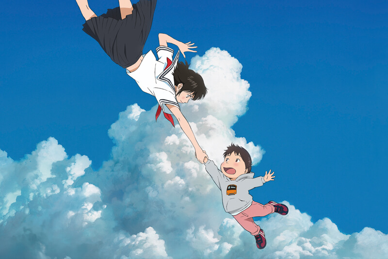細田守監督最新作『未来のミライ』は4歳児くんちゃんが両親の愛を求める姿を描く