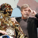 C-3POとマーク・ハミル