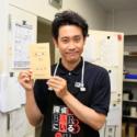 俳優・大泉洋、静岡県・三島の映画館シネプラザサントムーンで時給835円のアルバイト体験