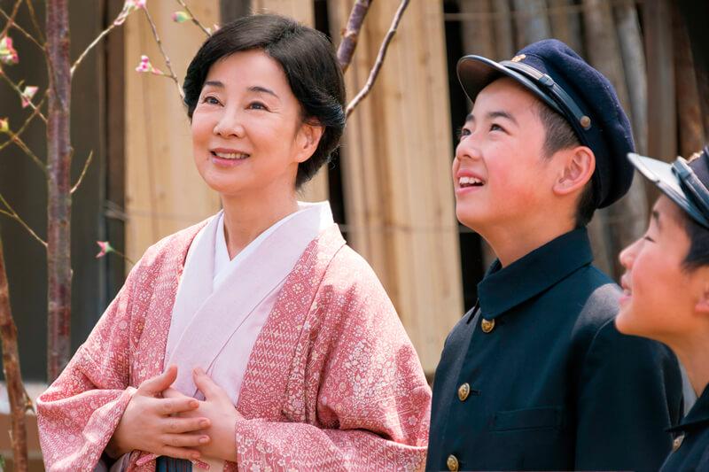 映画『北の桜守』(滝田洋二郎監督)