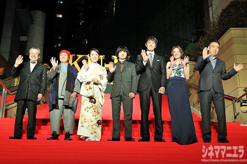 染谷将太、映画『空海』を空海本人が観たら「無言で微笑む」と思う