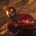 アイアンマン、映画『アベンジャーズ/インフィニティ・ウォー』より