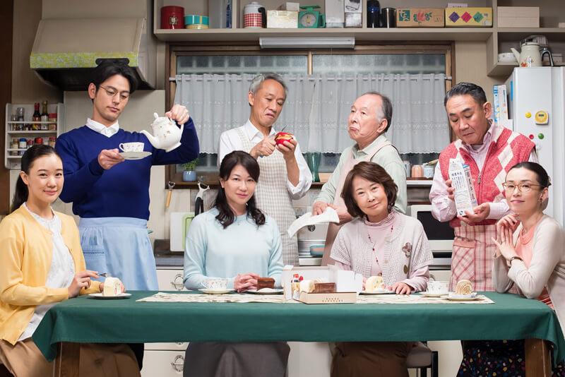 映画『妻よ薔薇のように 家族はつらいよⅢ』(山田洋次監督)