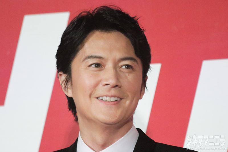 福山雅治「ジョンウー監督の念願である日本での撮影も叶いました」