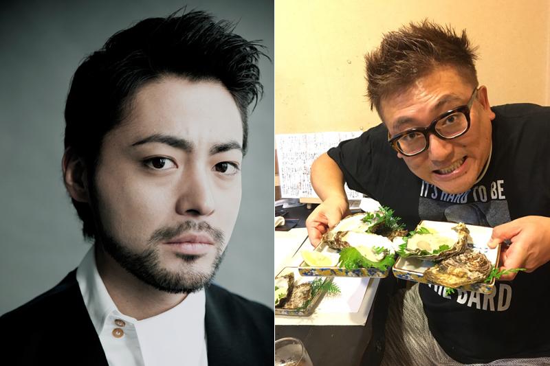 実写「聖☆おにいさん」製作総指揮の山田孝之と福田雄一監督