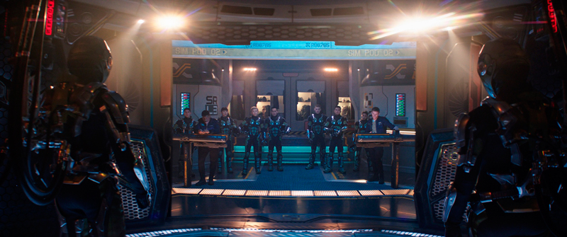 映画『パシフィック・リム:アップライジング』(東宝東和 配給)は2018年4月13日[金]より全国公開