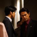 江口洋介と松坂桃李、映画『孤狼の血』より