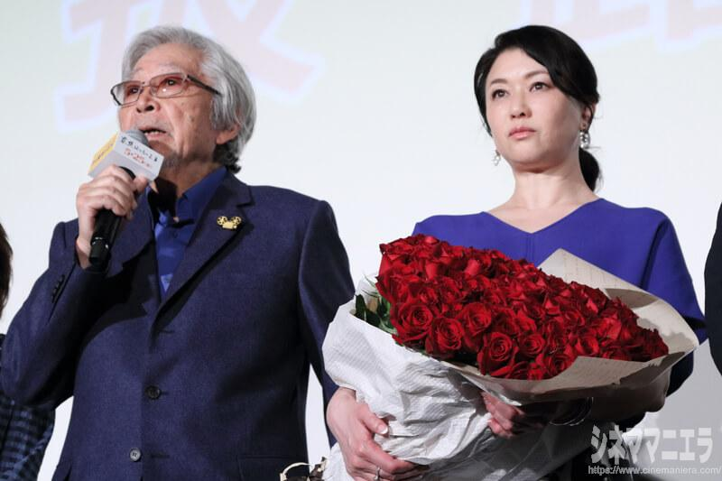 山田洋次監督、素敵なアンサンブルは監督冥利!