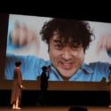 映画『50回目のファーストキス』完成披露試写会に出席が叶わなかったムロツヨシはVTR挨拶