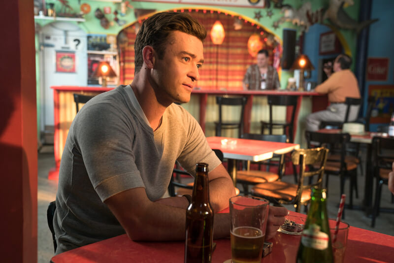 映画『女と男の観覧車』ミッキー役を演じるジャスティン・ティンバーレイク[Justin Timberlake]が役について話す