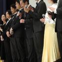 役所広司「僕と松坂くんは正義の味方をやっています(笑)」