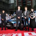 映画『OVER DRIVE』スペシャルステージ(レッドカーペットアライバルとトークイベント)@東京・六本木ヒルズ アリーナ