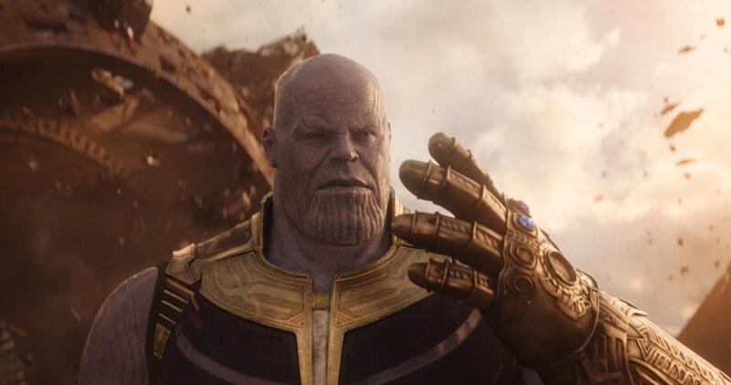 サノス[Thanos]はアベンジャーズらが対峙した史上最悪のヴィラン