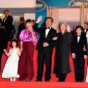 映画『万引き家族』第71回カンヌ国際映画祭レッドカーペット