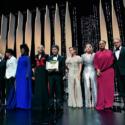 第71回カンヌ国際映画祭の授賞式の様子