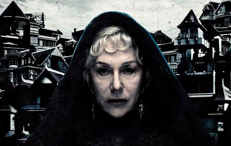 映画『ウィンチェスターハウス アメリカで最も呪われた屋敷』(原題 Winchester )