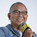 犬童一心監督、映画『猫は抱くもの』完成披露試写会