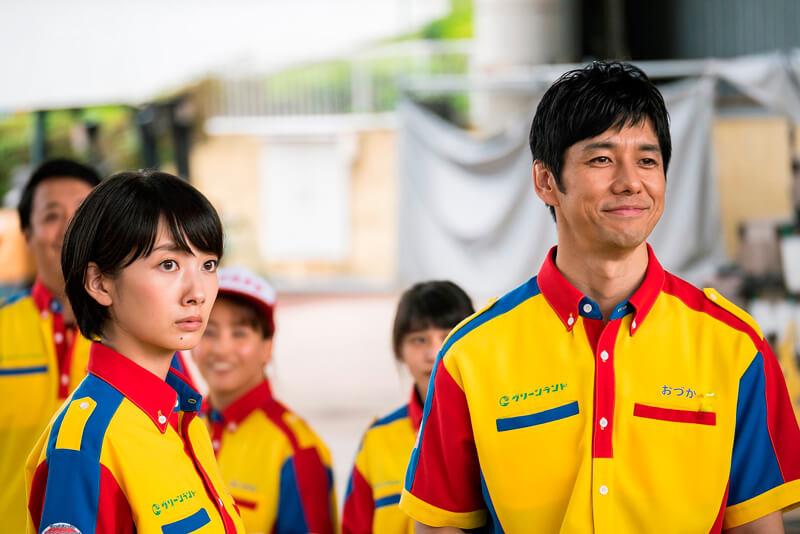 波瑠×西島秀俊初共演『オズランド 笑顔の魔法おしえます。』